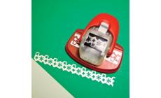 Perforatore bordatore striscia floreale Kitiama Art.969E